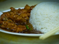 Chilli Chicken (Lunch Special)